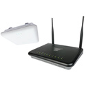 Luxul WS-80 AC1200 Whole Home Wi-Fi System (XWR-1200 plus XAP810 Bundle)
