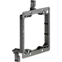 Arlington LV2 Low Voltage Mounting Bracket 2-Gang Existing Construction