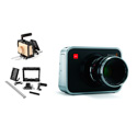 Blackmagic Design EF Cinema Camera w/ Wooden Camera Pro Kit