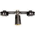 WindTech MA-358 Triple Mic Adaptor