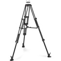 Manfrotto MVTTWINMAUS Aluminum Twin Leg Video Tripod with Mid-Level Spreader
