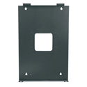 Middle Atlantic HANG-MMR10 Essex - Optional Quick-Hang Bracket for 10 Space MMR Series - Charcoal Gray