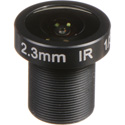 Marshall BAV-CV-4702.3-3MP 2.3mm M12 Mount Lens for CV502 Broadcast Camera