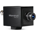 Marshall CV565-MGB MINI Genlock Broadcast Camera 2.5MP with Tri-Level Sync ability in 1080p59.94/50 1080i59.94 720p59.94