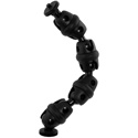 Marshall CVM-4 Flexible Camera Arm (1/4 -20 Inch to 1/4 -20 Inch) with Four Adjustable Elbows