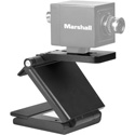 Marshall CVM-5 Universal 1/4 Inch-20 Camera Clip Mount for Monitors Desks & Dividing Walls