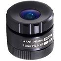 Marshall V-553.9-5MP-VIS-IR 1/2 3.9mm F2.0 1/2 Inch 5MP CS-Mount Lens