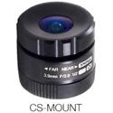 Marshall V-555.0-5MP-VIS-IR 1/2  CS Mount Lens 5.0mm F2.0 1/2 Inch 5MP