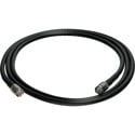 Laird MBCP-1694A-10 Belden 1694A RG6 HD-SDI Cable w/ Canare Slim BNC Connectors - 10 Foot