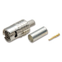 Canare MBCP-C4F Slim 75 Ohm BNC Connector - V-4CFB Belden 1505A &  L-4CFB Cable