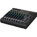 Mackie 1202VLZ4 Compact 12-Channel Audio Mixer with Onyx Mic Preamps