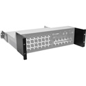 Mackie DL32R Install Rackmount Kit - Extended Front and Rear Rackmount Brackets for DL32R