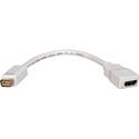 8 InchMini DVI Male to HDMI Female Adapter Cable