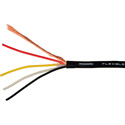 Mogami W2929 4c. 28awg Mini SH Cable .106in O.D. 1000 Ft. Black