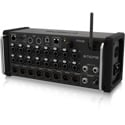 Midas MR18 18-Input Digital Mixer for iPad/Android Tablets with 16 MIDAS PRO Preamps Integrated Wifi Module