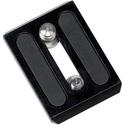 Miller 1208 Quick Release Mini Euro Camera Plate for Compass 20 Fluid Head