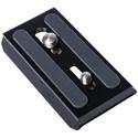 Miller 1209 Tripod Short Sliding Camera Plate (30mm Sliding Range)