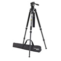 Miller 3005 Air Tripod System CF with Solo 75 2-Stage Carbon Fiber Tripod 1501