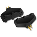 Milspec D10100004 TripleTap Power Block Adapter (Black)