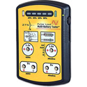 ZTS MINI-MBT9R Mini Multi-Battery Tester 9v NiMH Capability