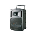 Mipro MA-808PADMA 180 Watt Portable PA System w/CD Player & 6A Wireless Rx