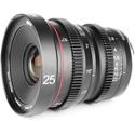 Meike MK-25T22-M43 Cinema Prime 25mm T2.2 MFT Lens