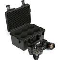 Meike MK-5LENSKIT-M43 Cinema Prime 5-Lens Kit MFT with Hard Case (12mm/16mm/25mm/35mm/50mm)