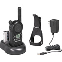 Motorola CLS-1410 Motorola CLS Series Two-Way Radio UHF Jobsite Radio - Compact Light Duty - Li-Ion