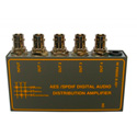 Matrix Switch MSC-AES/SPDIF4 AES/SPDIF 4 Output Digital Audio Distribution Amplifier