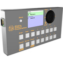Matrix Switch MSC-GCP16D Desktop Remote LCD Control Panel with 2.2inch QVGA Display