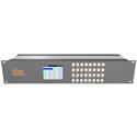 Matrix Switch MSC-GCP2U32 2RU Remote LCD Panel