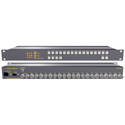 Matrix Switch MSC-HD164L 1.5G/HD/SD-SDI 16x4 Compact Routing Switcher -Button