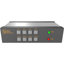 Matrix Switch MSC-UTX44L 4 Input 4 Output 12G-SDI Video Router With Button Panel