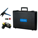 Canare Crimp Kit with TC1 Crimp Tool TS100E Stripper TS-C blade and TB-2A Storage Case