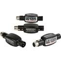 Markertek/Sescom IL-19 Audio Hum & Noise Eliminator 4-Pack Special