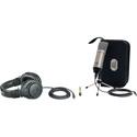 MXL USB.006 USB Cardioid Condenser Microphone Podcast Kit with Audio-Technica ATH-M20x Headphones