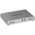 Matrox MHDX/I Monarch HDX Dual-Channel H.264 Encoder for Broadcast Streaming and Recording