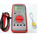 Rolls MU118 Digital Multimeter with Frequency Measurement and Temperature Sensor