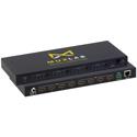 MuxLab 100508 4x4 4K60 (4:4:4) HDMI Matrix Switch
