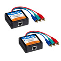 MuxLab 500052-2pk Component Video/Analog Audio Balun M 2-Pack