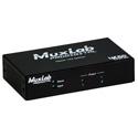 Muxlab 500425 4K60 Ultra HD HDMI 1x2 Splitter