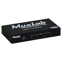 Muxlab 500426 4K60 Ultra HD HDMI 1x4 Splitter