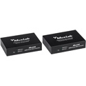 MuxLab 500451 HDMI Mono Extender Kit Over 230 Feet of One Cat5e/6 Cable