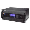 MuxLab 500470 Multimedia 16 x 16 Matrix Switch Chassis