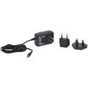 Muxlab 500992 Universal Power Supply 5VDC/1.2A 2.1mm plug for AV Over IP Encoder