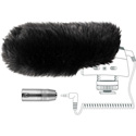 Sennheiser MZW400 Kit for MKE400 Including XLR Adapter and Windscreen