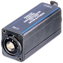 Neutrik NADITBNC-F XLR Female Chassis Mount 110 Ohm input to BNC Female 75 Ohm output adapter