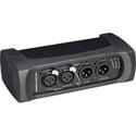 Neutrik NA2-IO-DPRO Bi-Directional Dante Audio Interface/Breakout Box 2-In 2-Out