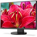 NEC NECEA245WMI-BK 24 LED Backlit LCD Monitor - IPS - 1920x1200 - Ultra Narrow Bezel - HDMI/DisplayPort (in/out) - DV
