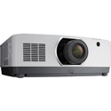 NEC NP-PA653UL 6500-Lumen Professional Laser Installation Projector with 4K Support